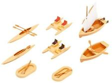 NEW HO 1:87 scale Faller : ASSORTED BOAT / BOATS :  LAKE DETAIL KIT 130513