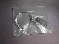 "New in Packaging Silver Tone ""WIN"" Key Chain"