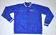 Men's UNDEFEATED - Windbreaker Royal Blue Lined Coaches Jacket size XL (T8) NWOT