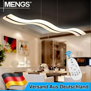 LED Pendelleuchte Hänge-Lampe 36W Dimmbar Esszimmer Deckenleuchte Deckenlampen