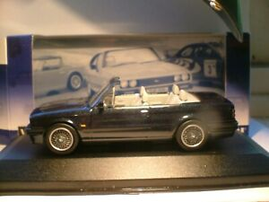 EXTREMELY RARE VANGUARDS 1/43 1991 BMW 325i MOTORSPORT CONVERTIBLE (E30) LHD NLA