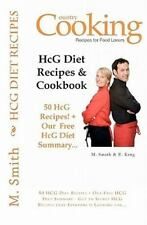 HCG Diet Recipes and Cookbook: 50 HCG Diet Recipes + Our Free HCG Diet Summary -