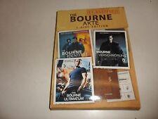 DVD  Die Bourne Akte [3 DVDs)