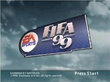 Fifa '99 Soccer - Nintendo N64 Game