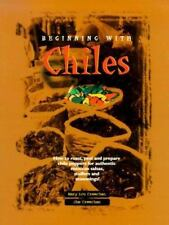 Beginning with Chiles - Creechan (How to Roast Peel Prepare Peppers) Salsa Salad