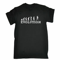 EVOLUTION DECORATOR T-SHIRT builder painter joke funny birthday gift 123t