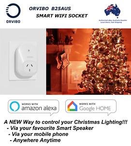 ORVIBO B25AUS Smart Socket Easy control for your lighting