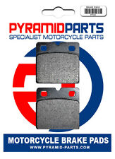 Horex 600 Columbus 1987 Rear Brake Pads