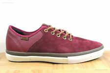 VANS Stage 4 Low Chima Ferguson Burgundy Skate Shoes MEN'S 7.5 WOMEN'S 9