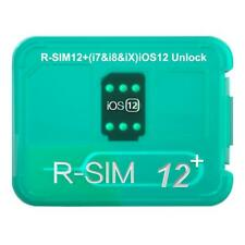 R-SIM12 V16 ICCID Smart Unlock SIM Card fits for iPhone XS Max/XS/X Mobile Phone