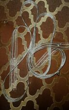 """1""""ROMAN AUSTRIAN Shade Translucent Shirring Pleating Curtain Tape With Rings"""