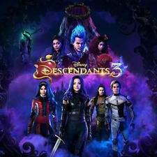 DESCENDANTS 3 OST DISNEY SOUNDTRACK CD - Released 30/08/2019
