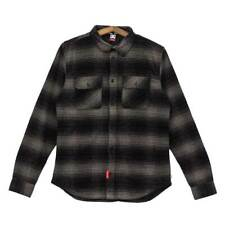 Camicia DC Shoes Ombre Flannel Charcoal Heather