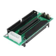 SCSI SCA 80Pin to 68Pin 50 Pin IDE Hard Disk Adapter Converter Card Module Board