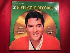 R-80 ELVIS PRESLEY Elvis Golden Records Volume 4 ....... LSP-3921
