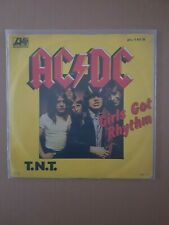 RARE   AC/DC   GIRLS  GOT  RHYTHM  German