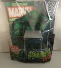 CLASSIC MARVEL FIGURINE COLLECTION  SPECIAL ISSUE 9 THE ABOMINATION