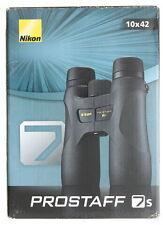 Nikon Prostaff 7s Binoculars 10x42mm Roof Prism Black 16003