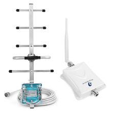 Boost Voice US STOCK 3/4G 850MHz Phone Signal Booster +Yagi Antennas For Verizon
