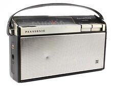 PANASONIC R-1030 Automatic Tuning Solid State 10-Transistor Radio