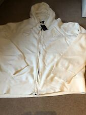 Ralph Lauren Mens White Sweatshirt Size XL