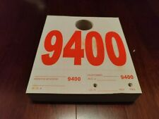 Auto Service Dispatch Numbers Mirror Tags 100pcs 9400-9499