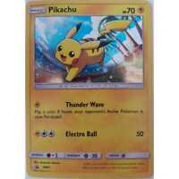 Pokemon Pikachu SM 81 Promo Holo Englisch NM/Mint