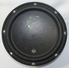 "JL Audio 12W3v3-4 12"" Car Subwoofer Driver 4 Ohm 500 Watts RMS Power w/Trim Ring"