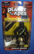 "Gorilla Soldier Planet Of The Apes Special Collector Ed. 7"" Figure Hasbro Moc"
