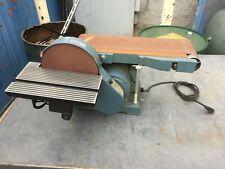 Enco 6x9 Belt Sander Combination Sanding Machine Model 09514506