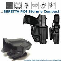 Fondina Vega Holster polimero VKS808 per berett px4 storm serie VKS8 cinturone