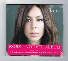 ROSE - ET PUIS JUIN - CD 11 TITRES - 2013 - NEUF NEW NEU