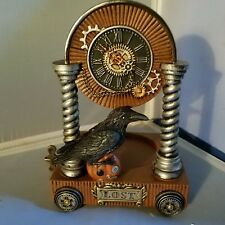 Yankee Candle 2017  Steampunk Lost  Large Jar Holder Halloween New