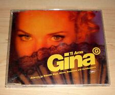 CD Maxi-Single - Gina G - Ti Amo