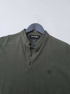 THE KOOPLES HENLEY TOP LARGE EXCELLENT CONDITION!