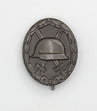 GERMAN ARMY WW2 1957 Issue German Wound badge in Black