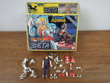 BANDAI Les Chevaliers du Zodiaque BETA HAGEN + ORIGINAL BOX 1987