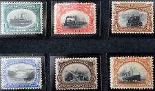 US SC# 294-299 MNH/MH Nicely Centered Complete Stamp Set