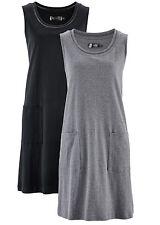Markenlose Damenkleider aus Baumwolle