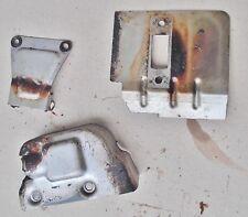 Hitzeschutzbleche für Auspuff für Variolux V-BKS 42,2-45  Motorsäge / Kettensäge