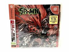 NEW, SEALED, MINT: SPAWN IN THE DEMON'S HAND •Sega DREAMCAST DC Japan Import•