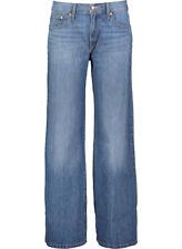 """LEVI'S Blue Wide Leg Jeans Size W 32"""" BNWT"""