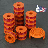 For WORX WA0010 Replacement Grass String Trimmer Spool Line US STOCK