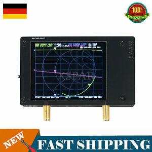 NanoVNA V2 3G Network Analyzer Antenna Analyzer 50kHz-3GHz For Shortwave HF DE