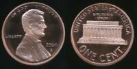United States, 2004-S One Cent, 1c, Lincoln Memorial - Proof