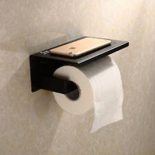 Fuloon Edelstahl Toilettenpapierhalter Badezimmer Zubehör Toilette Papier Halter