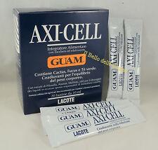 Fanghi alga GUAM AXI-CELL 20 bustine integratore alimentare controllo peso dieta