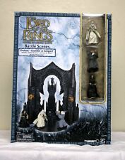 LORD OF THE RINGS AOME BATTLE SCENES -ORTHANC CHAMBER AT ISENGARD NIB,
