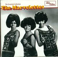 The Marvelettes-The Essential Collection CD Nuovo (7974)