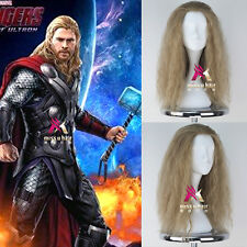 Marvel's The Avengers Thor Odinson Long Cosplay Party Wig Hair